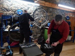 Bicycle Mechanics Courses in Ireland, Cycle Training Ireland