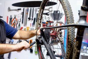 Cycle Training Bike Mechanics Course Ireland