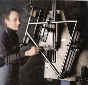 Frame Building & Bicycle Engineering Diploma, Cycle Training Ireland